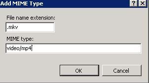 آموزش اضافه کردن فرمت های مختلف به iis