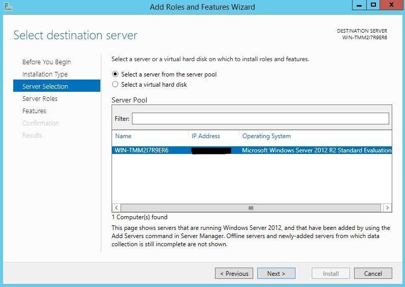 آموزش نصب iis در ویندوز سرور